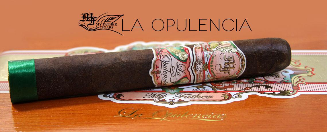 My Father La Opulencia Banner